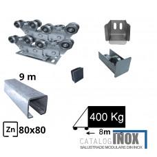 Kit SAP-80x80Zn-H