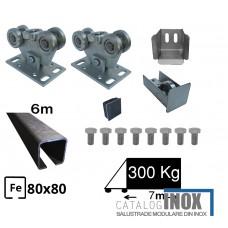 Kit SAP-80x80B-Fe