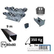 Kit SAP-80x80Fe-H
