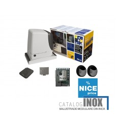 Kit Automatizare Nice RUN 1800