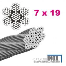 Cablu inox Ø4 mm A9904