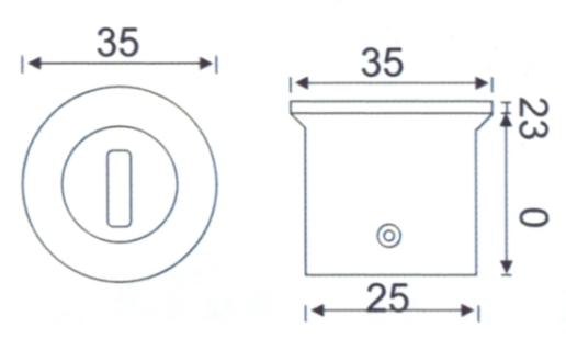conector bara stabilizatoare